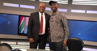 Africa's Biggest TV Program Host Prince Ned Nwoko As He Speaks On Malaria Eradication In Africa