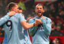 EPL: Burnley Stun Manchester United at Old Trafford, Leicester City Spank West Ham