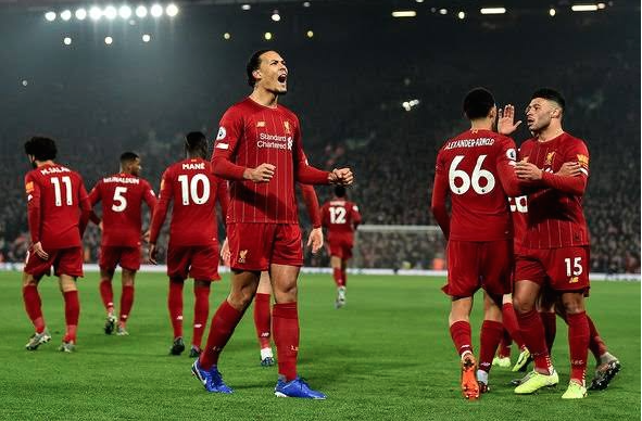 Firmino Scores Late Goal As Liverpool Move 16 Points Clear