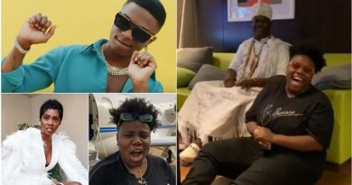 Leave Wizkid Alone – Teni Gets Serious Warning From Ooni Of Ife