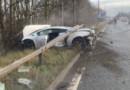 Man Utd Goalkeeper Escapes Car Crash Unhurt