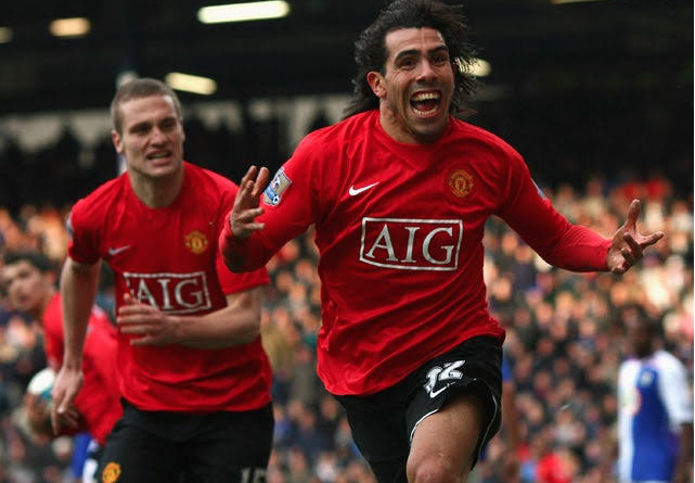 Manchester United Linked With Shock Move For Tevez