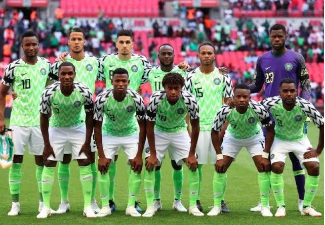 Nigeria To Face Cape Verde, Liberia In World Cup Qualifiers
