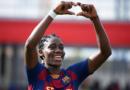 Oshoala Scores Four Goals For Barcelona