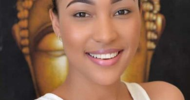 Queen Yvette Meurer, Most Beautiful Model In Nigeria Marks Birthday In Amazing Moments And Impressive Felicitations