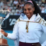 Serena Williams ends Title Drought With ASB Classic Trophy