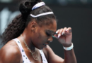 Serena Williams Suffers Shock Australia Open Exit
