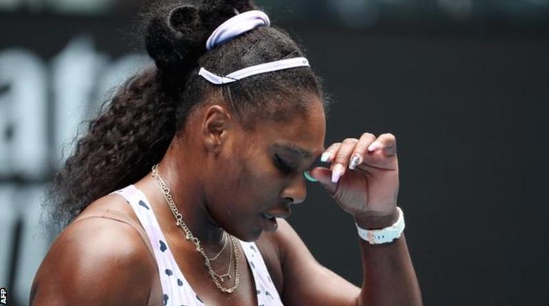 Serena Williams Suffers Shock Australia Open Exit