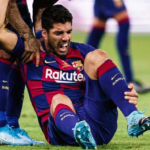 Suarez Ruled Out For Four Months