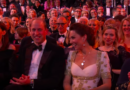 Kate Middleton and Prince William React to Brad Pitt's Joke About Prince Harry at the BAFTAs