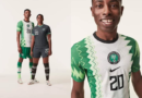 Nike Unveil New Super Eagles Jersey
