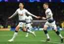 Tottenham Stun Manchester City To Boost Top Four Hopes, Arsenal Draw Again