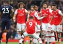 Arsenal Beat Stubborn West Ham, Alli Rescues Tottenham From Defeat
