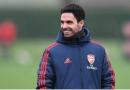 Arteta Recovering As Arsenal Cancel Training