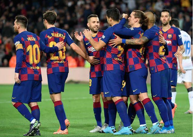 Barcelona Players Reject Wage Reduction Offer