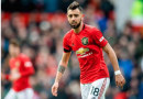 Bruno Fernandes Wins Manchester United February Award