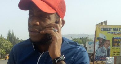 "Hoodlums Attack Abuja Radio/TV Personality "" Luciano"" After NightClub Engagement ."