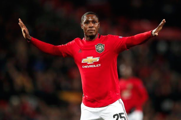 Ighalo Wins Man Utd Goal Of The Month Award