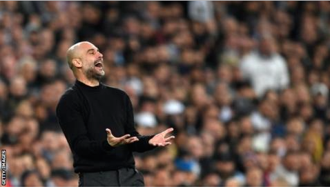 JUST IN: Guardiola Donates 1m Euros To Fight Coronavirus