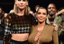 Kim Kardashian Gave Her Own Subtle Response About the Taylor Swift-Kanye West Phone Call Leak