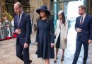 Meghan Markle, Kate Middleton, Prince Harry, and Prince William Won't Be Part of the Queen's Procession at Commonwealth Day Service