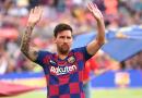 Messi Donates €1m to Barcelona Hospital Fighting Coronavirus