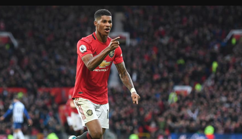 Rashford Helps Feed Children During Virus Shutdown