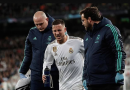 Real Madrid's Hazard Admits 'Bad' Debut Season