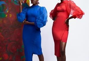 Uptown Girl – Sias Fashion Launches Colorful Collection for 2020