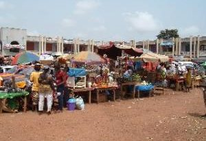 Authorities Close Down Dodowa Market Over Social Distancing Breaches