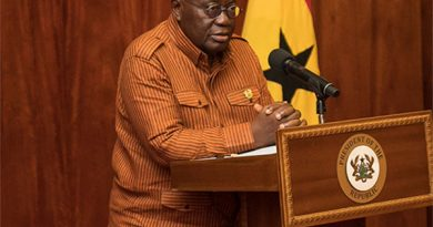 Ban On Church, Funerals, Weddings, Other Public Events In Force — Akufo-Addo