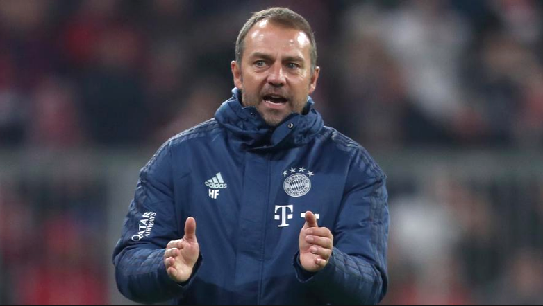 Bayern Extend Contract With Coach Flick Until 2023