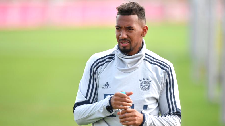 Boateng Fined For Leaving Munich 'Without Permission'