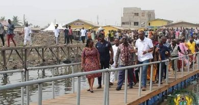 Chemunaa Bridge Collapse Was Intentionally Orchestrated – Ursula Owusu