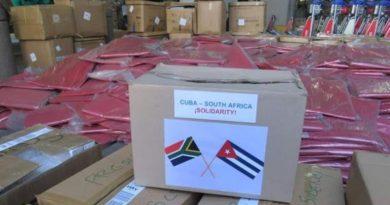Coronavirus: Over 200 Cuban Doctors Rush To South Africa To Help Fight Virus