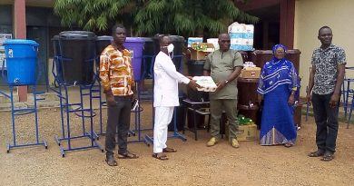 COVID-19: AAMA Donates To Some Institutions