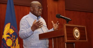 Covid-19: Akufo-Addo Urges Media To Ignore Politicians And Talk To Scientists