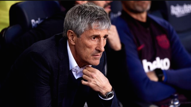 Covid-19: Quique Setien Says The Decision To Restart LaLiga Is 'Unworkable'