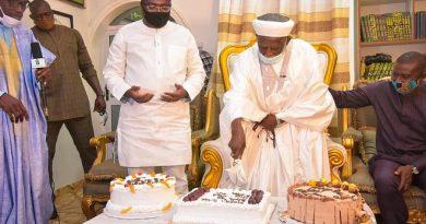 Dr. Bawumia Extols National Chief Imam; Describes Him As A Rare National Asset