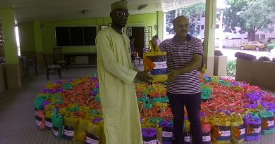 Embassy Of Palestine In Ghana Donates Food Packages To Vulnerable Communities