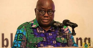 Full Text: Akufo-Addo's 8th Update On Covid-19 Measures