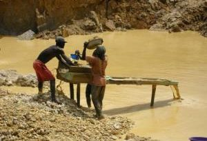 Gunshots As Confusion Hit Mining Site At Anyinam