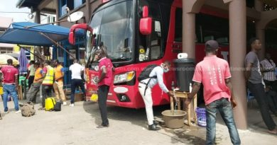 Kumasi: Long-Distance Travels Begin After Lifting Of Lockdown