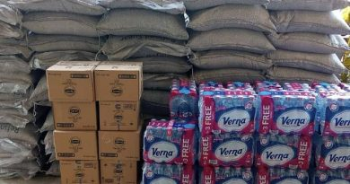 Naana Eyiah Donates Food Items To Gomoa Central Muslim Communities As They Begin Ramadan Fast