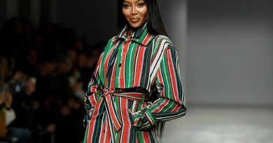 Naomi Campbell Accepts And Joins World Health Organization (WHO) Africa's 'Safe Hands Challenge'