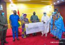 National Chief Imam Donates GH¢130,000 To COVID-19 Fund