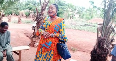 Queen Enam Donates To Assembly Members In The Ketu North Municipal
