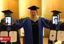 Robots stand-in for graduating students and other news