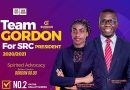 Team Gordon, (UCC SRC Presidential Candidate '20) Wishes All Muslim Students A Successful Ramadan