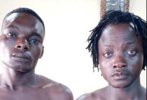 Two Robbers Arrested At Awudome Estate